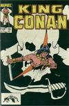 Cover for King Conan (Marvel, 1980 series) #19 [Direct Edition]
