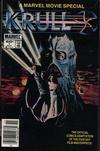 Cover Thumbnail for Krull (1983 series) #1 [Newsstand Edition]