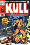 Cover for Kull the Conqueror (Marvel, 1971 series) #1