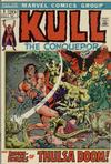 Cover for Kull the Conqueror (Marvel, 1971 series) #3