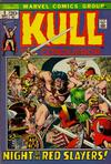 Cover for Kull the Conqueror (Marvel, 1971 series) #4