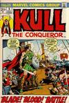Cover for Kull the Conqueror (Marvel, 1971 series) #5