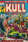 Cover for Kull the Conqueror (Marvel, 1971 series) #7 [Regular Edition]