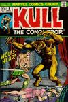 Cover for Kull the Conqueror (Marvel, 1971 series) #8 [Regular]