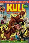 Cover for Kull the Conqueror (Marvel, 1971 series) #10 [Regular]