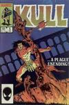 Cover for Kull the Conqueror (Marvel, 1983 series) #5 [Direct Edition]