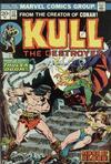 Cover for Kull the Destroyer (Marvel, 1973 series) #12