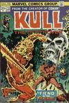 Cover for Kull the Destroyer (Marvel, 1973 series) #13