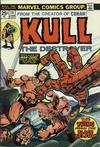 Cover for Kull the Destroyer (Marvel, 1973 series) #14