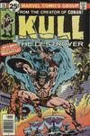 Cover for Kull the Destroyer (Marvel, 1973 series) #16