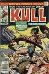 Cover for Kull the Destroyer (Marvel, 1973 series) #18 [Direct Edition]