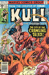 Cover Thumbnail for Kull the Destroyer (1973 series) #21
