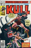 Cover Thumbnail for Kull the Destroyer (1973 series) #23 [30 Cent Cover Price]
