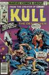 Cover for Kull the Destroyer (Marvel, 1973 series) #27
