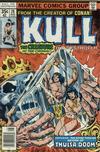 Cover for Kull the Destroyer (Marvel, 1973 series) #28
