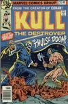 Cover for Kull the Destroyer (Marvel, 1973 series) #29