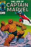 Cover for The Life of Captain Marvel (Marvel, 1985 series) #2