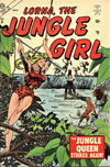 Cover for Lorna the Jungle Girl (Marvel, 1954 series) #8