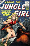 Cover for Lorna the Jungle Girl (Marvel, 1954 series) #19