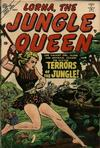 Cover for Lorna the Jungle Queen (Marvel, 1953 series) #1