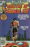 Cover Thumbnail for Master of Kung Fu (1974 series) #125 [Newsstand]