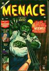 Cover for Menace (Marvel, 1953 series) #3