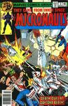 Cover for Micronauts (Marvel, 1979 series) #3