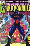 Cover for Micronauts (Marvel, 1979 series) #4