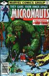 Cover for Micronauts (Marvel, 1979 series) #7 [Direct]