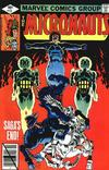 Cover for Micronauts (Marvel, 1979 series) #11 [Direct]