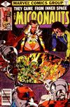 Cover for Micronauts (Marvel, 1979 series) #14 [Direct]