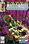 Cover for Micronauts (Marvel, 1979 series) #17 [Direct]