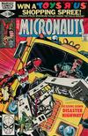 Cover for Micronauts (Marvel, 1979 series) #22 [Direct]