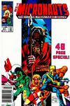 Cover Thumbnail for Micronauts (1979 series) #57 [Newsstand]