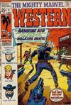 Cover for The Mighty Marvel Western (Marvel, 1968 series) #3