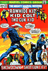 Cover for The Mighty Marvel Western (Marvel, 1968 series) #23