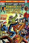 Cover for The Mighty Marvel Western (Marvel, 1968 series) #29