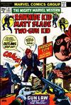Cover for The Mighty Marvel Western (Marvel, 1968 series) #31
