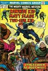 Cover for The Mighty Marvel Western (Marvel, 1968 series) #34