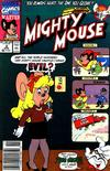 Cover for Mighty Mouse (Marvel, 1990 series) #2