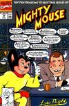 Cover for Mighty Mouse (Marvel, 1990 series) #10