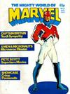 Cover for The Mighty World of Marvel (Marvel UK, 1982 series) #15