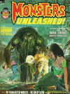 Cover for Monsters Unleashed (Marvel, 1973 series) #3