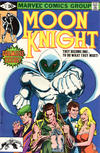 Cover for Moon Knight (Marvel, 1980 series) #1 [Direct]