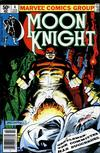 Cover for Moon Knight (Marvel, 1980 series) #4 [Newsstand]