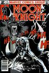 Cover for Moon Knight (Marvel, 1980 series) #8 [Newsstand]