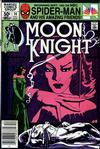 Cover for Moon Knight (Marvel, 1980 series) #14 [Newsstand]