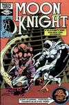 Cover for Moon Knight (Marvel, 1980 series) #16