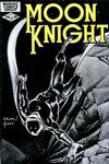 Cover for Moon Knight (Marvel, 1980 series) #17
