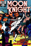Cover for Moon Knight (Marvel, 1980 series) #18